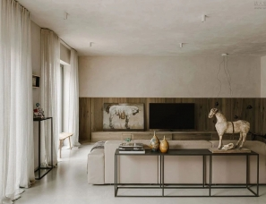 Anke Design studio--质朴极简的老宅翻新,素雅!