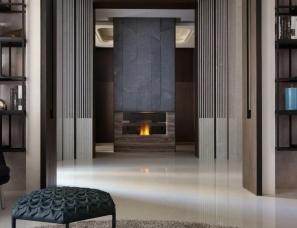 天坊室内计划张清平设计--1700m²顶级豪宅 超越家的想象