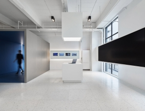 白鹭设计--圣东尼上海材料体验中心