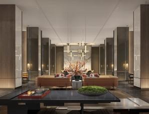 YANG设计--武汉万豪酒店设计方案