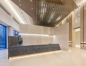 达观国际凌子达设计--天津·津门正荣府展示营销中心