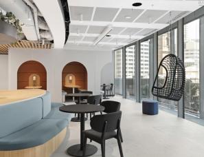 "Valmont--""灵动空间""悉尼金融企业办事处"