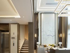 帝凯设计--重庆金辉城B1项目示范区样板房568m²