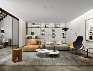 于强室内设计师事务所--苏州·观棠361㎡住宅方案