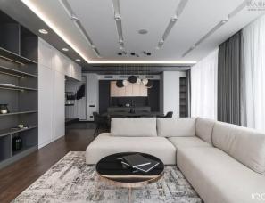 IQOSA--极致现代,一个高级质感的家!