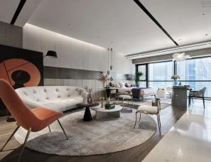 近境制作+博思韦珥设计--北京新光大中心公寓97㎡