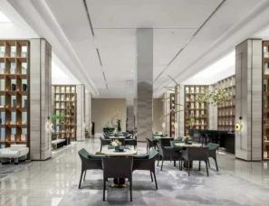 大森设计--中海·光谷东麓营销中心