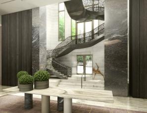 Yabu Pushelberg 设计--纽约下城四季酒店