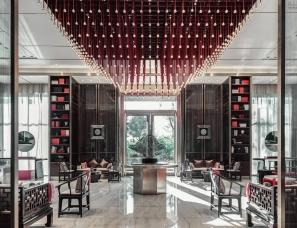 广州本则设计--三亚华皓亚龙府售楼中心