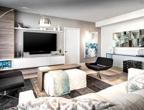 2id interiors 设计--carbonell