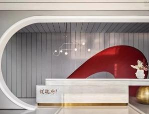 纳沃设计--金科商丘悦珑府营销中心