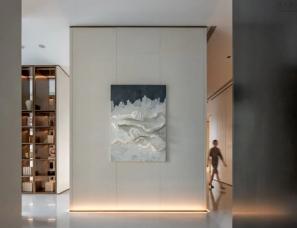 无间设计--中海·望庐示范区售楼处
