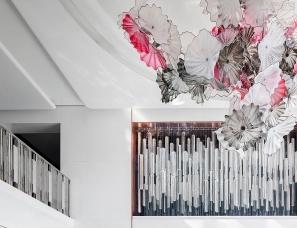 CCD设计 | 上海1200㎡汤臣一品Penthouse