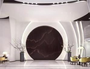 梁景华设计--杭州华夏四季销售中心