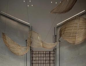 WJID维几设计+多莫斯设计--南昌九龙湖新旅·明樾台营销中心