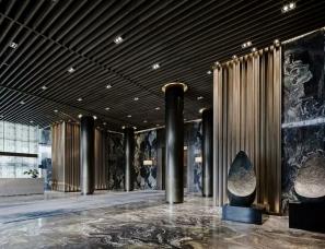 上海牧笛设计--重庆旭辉铂悦澜庭营销中心