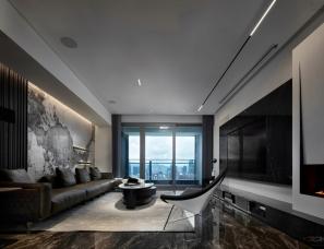 迪尚设计   如是 深圳深业上城280㎡私宅