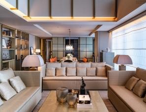 CCD设计--北京三里屯一号公寓