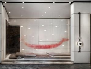 大森设计--龙湖顺德江与城营销中心