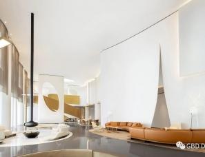 GBD设计--中海·林溪世家售楼处
