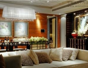 台湾邱德光设计新作 杭州西溪诚园F3户型样板房 2011.4