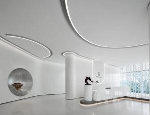 卡纳设计--福州榕耀之城RISE CITY体验中心