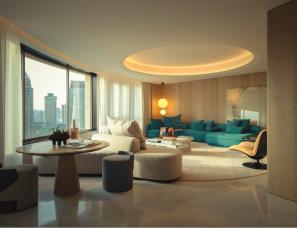 无间设计--上海发·瑞安翠湖五集豪宅