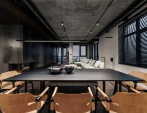 YoDezeen设计--modern-apartment