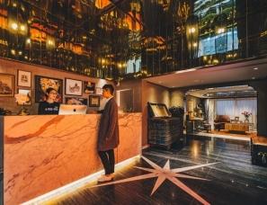 台北基础设计--The Drama Hotel