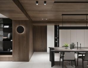 禾邸设计--E House 宴