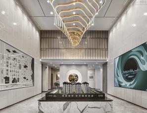 阅界设计--和达熙园项目售楼处