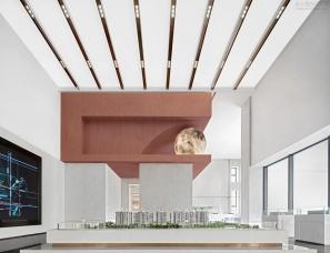 尚诺柏纳设计--中建/保利/雅居乐·天骄售楼处+样板间