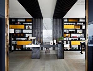 英国Kelly Hoppen设计--深圳湾1号T5美学空间 两套