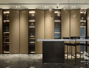 于强室内设计--静谧永恒的空间品质