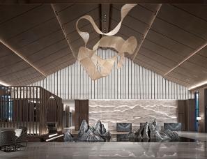 CL3思联建筑设计--北京世园凯悦酒店