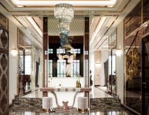 SI Interior--精致奢华豪宅
