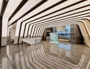 KLID达观国际设计--青岛旭辉银盛泰正阳府·未来生活馆