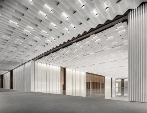 献礼古都 | YANG打造西安城市新名片:西安丝路国际会议中心