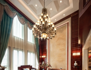 绍兴品玺装饰设计「金地自在城」