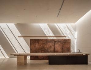 水相设计+万有引力--厦门中南九锦台售楼处