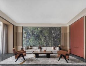 DAS大森设计--广州长平城市更新展厅