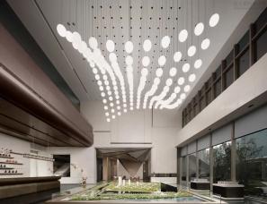 DAS大森设计--金地银川自在城营销中心