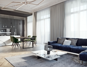 TOL KO  PRIVILEGE Luxurious apartment