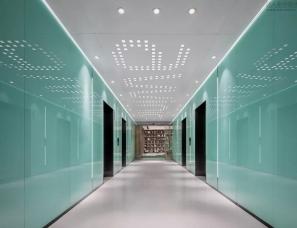 时象空间设计--上海艾为电子办公大楼