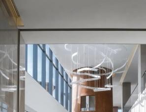 矩阵纵横+布鲁盟设计 --江门粤海城售楼处