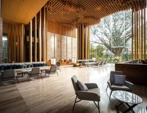 IDIN Architects--侘寂艺术酒店Arize Hotel