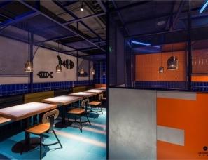 陈飞波设计--探鱼餐厅