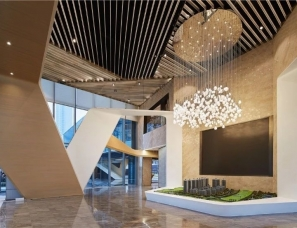 达观国际凌子达设计--常熟金锦售楼处