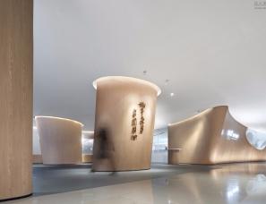 共生形态--中国奥园城市更新展厅