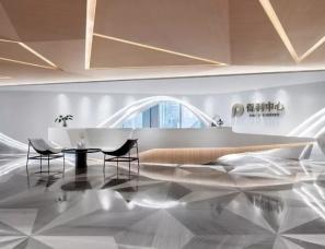 尚诺柏纳设计--空中创意办公空间